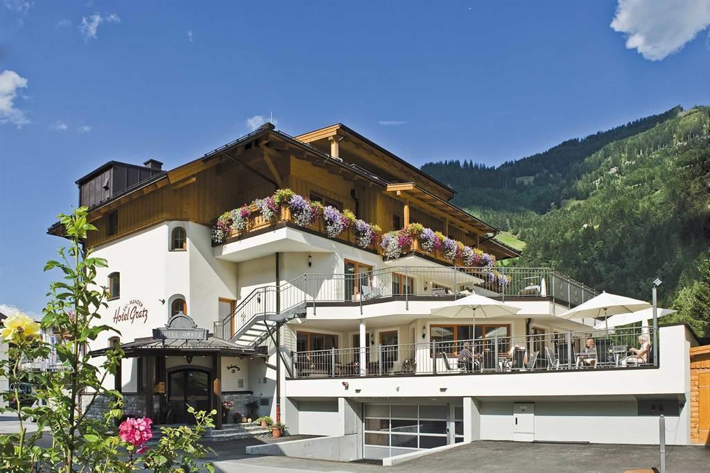 hotel_gratz, Großarl
