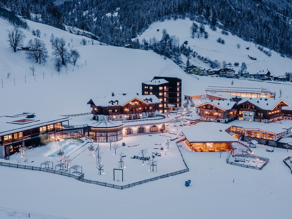 Familien Natur Resort Moar Gut,