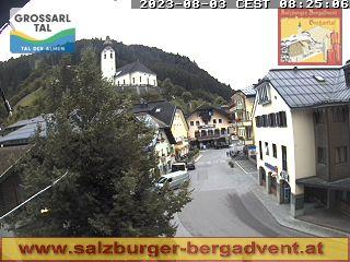 Webcam Grossarl market place