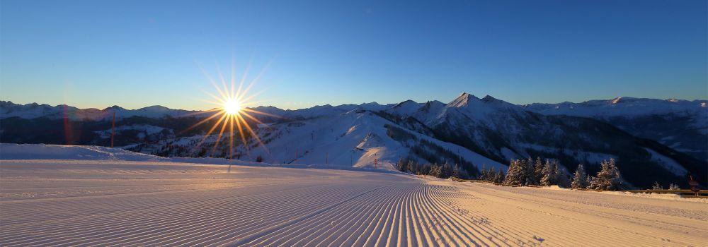 Sonnenskilauf Ski amad Finale Tourismusverband Groarltal
