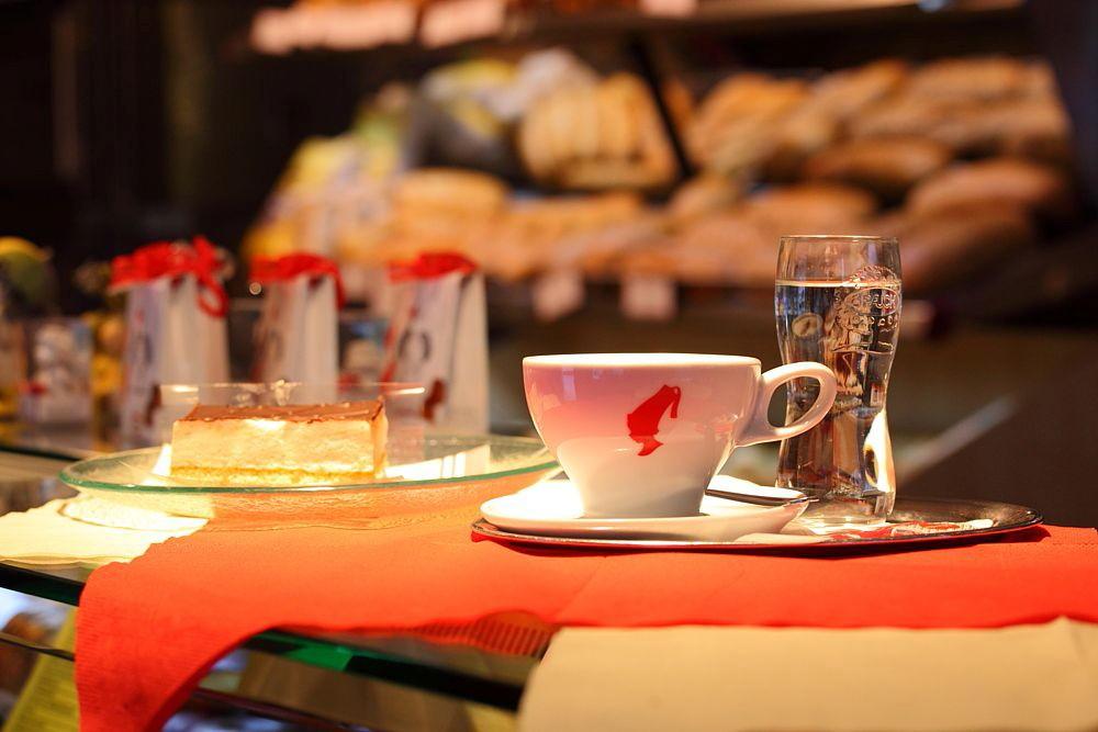 Kaffee kuchen altes land