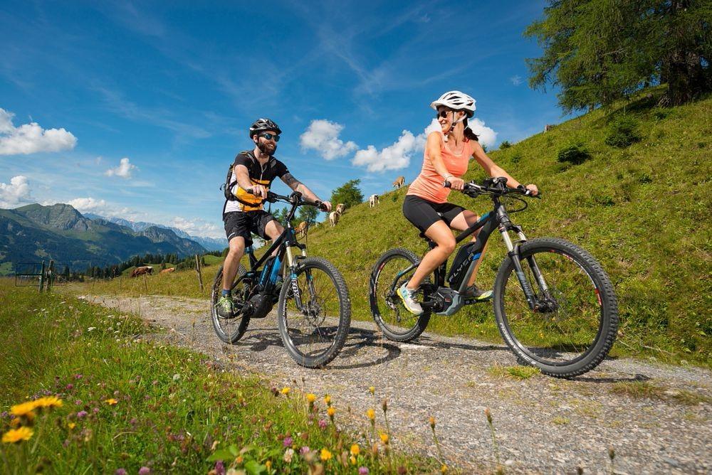 mountainbike rad tourismusverband gro arltal. Black Bedroom Furniture Sets. Home Design Ideas
