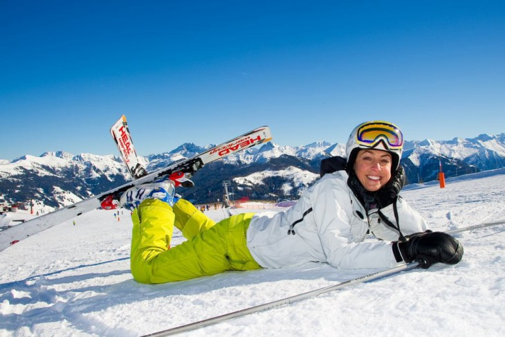 Ladies' Ski Week in Grossarltal