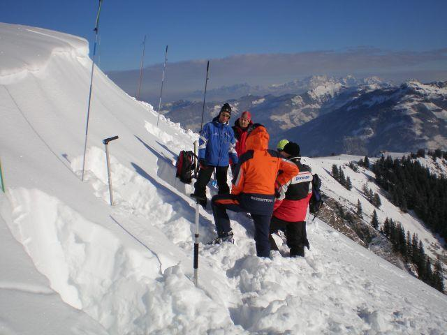 Schneeprofile