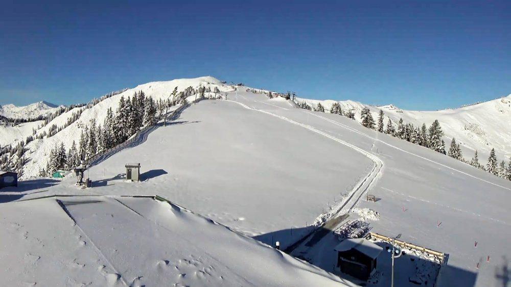 Webcam - der erste Schnee im Großarltal