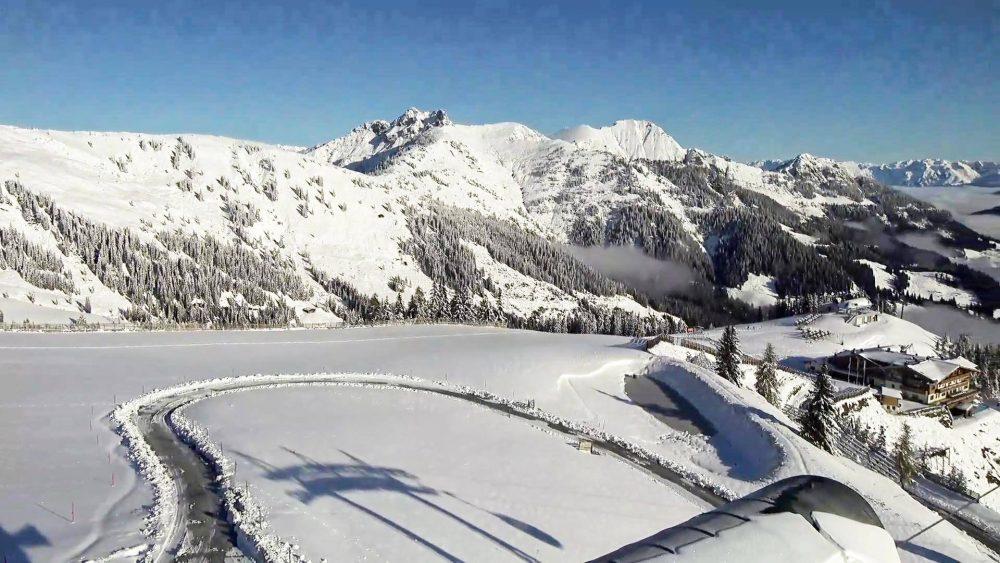Webcam - Sonntag Schnee auf der Skischaukel Großarltal-Dorfgastein