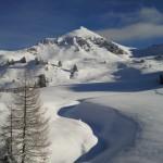 Das Nebeleck, 2.158 m