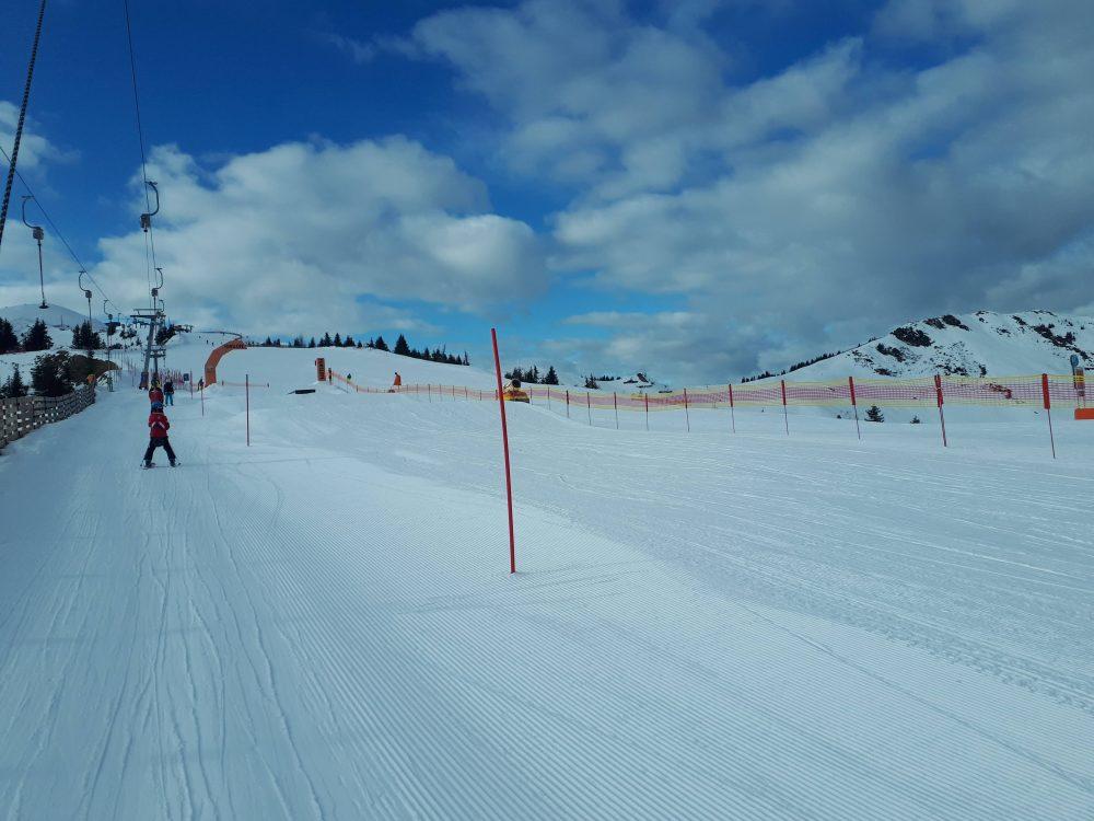 Skifahren im Großarltal