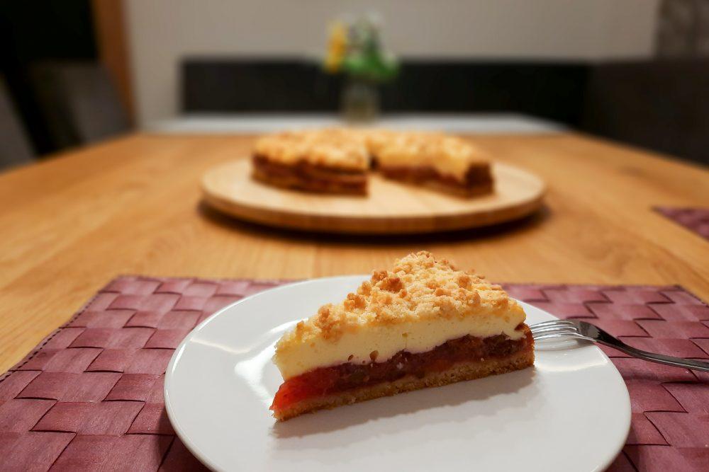 Zwetschken Cheesecake