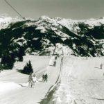 Kurvenlift Panorama im Jahre 1980