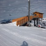 Bergstation wie neu