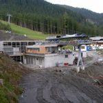 Bau 8er Kabinenbahn Hochbrand