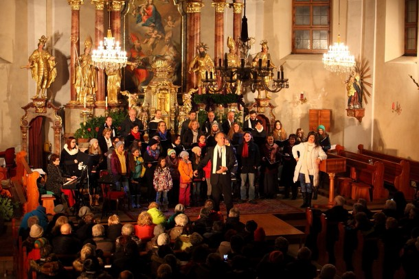 Adventkonzert 2015 - Ensemble Annelie