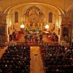 """Konzert """"Moderne Weihnacht"""" mit den """"Sumpfkröten"""" am 8. 12. 2011"""