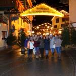 Am Eingang zum Salzburger Bergadvent im Großarltal
