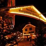 Eingangstor zum Salzburger Bergadvent im Großarltal