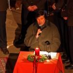 Sprecher Martin Rohrmoser führt durch das Programm