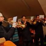 Bläserquartett der Trachtenmusikkapelle Großarl