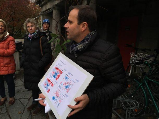 Metereologe Alexander Ohms von der Wetterdiensstelle Salzburg vertraut mehr auf Wettervorhersagen die auf wissenschaftlicher Grundlage beruhen.