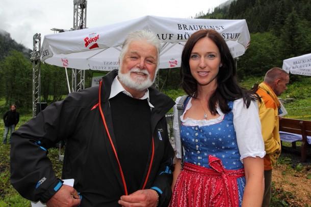 Herberg Gschwendtner und Anita Bott