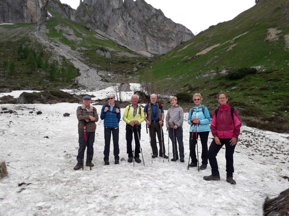 Alpenblumenwanderung mit BERG-GESUND