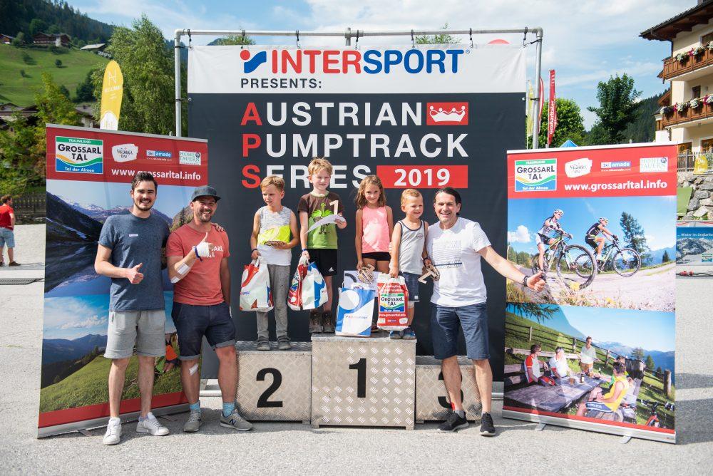 die Gewinner der Kategorien Laufrad, Kids Girls & Kids Boys (c) Marc Schwarz/Alpreif GmbH
