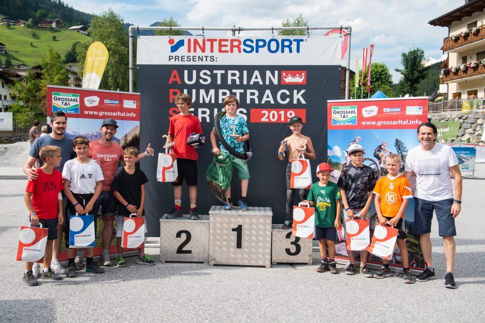 die Gewinner der Kategorie Youngsters Boys (c) Marc Schwarz/Alpreif GmbH