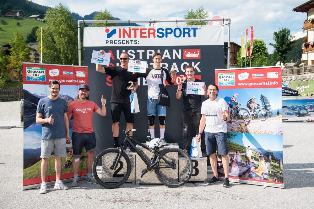 die Gewinner der Kategorie Elite Herren (c) Marc Schwarz/Alpreif GmbH
