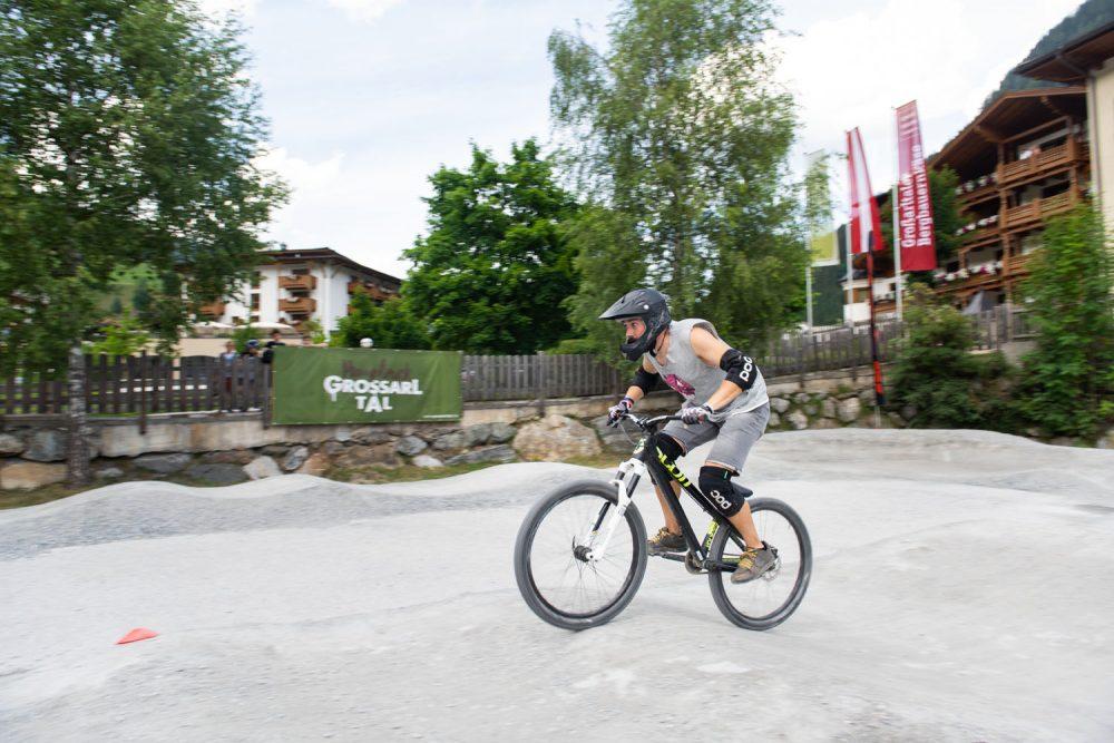Austrian Pumptrack Series 2019 - Pump the Gravel - Großarltal (c) Marc Schwarz/Alpreif GmbH