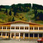 Bau Talstation Panroamabahn 24.11.1990