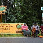 Bauernherbst-Dekoration Hüttschlag
