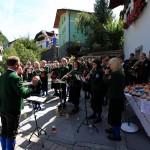 Standkonzert der Trachtenmusikkapelle Hüttschlag