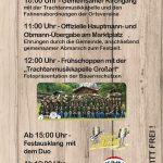 Bauernschützen-Herbstfest