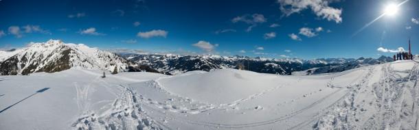 Tour Retour - Panorama von Schuhflicker bis Kieserl - vlnr