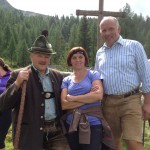 Lois, Renate und Scherli