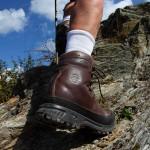 Aufstieg zum Remsteinkopf - die letzten Meter