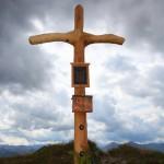 Das neue Kreuz auf dem Filzmooshörndl 2.189 m