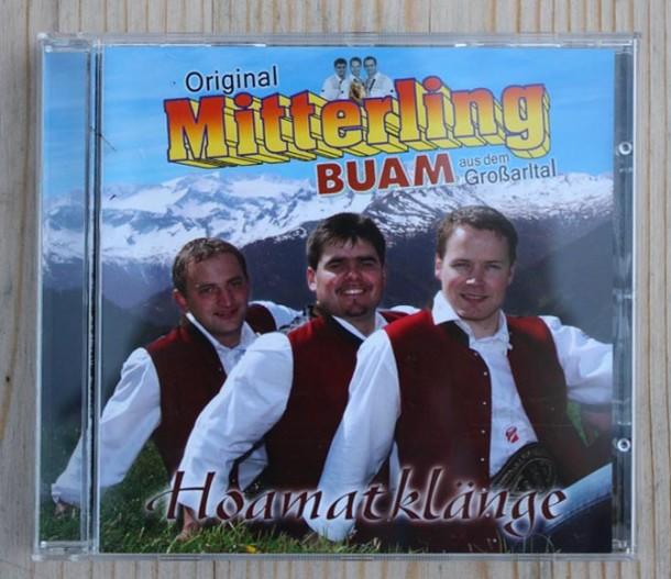 CD Hoamatklänge, Titelbild
