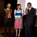 Sepp und Elisabeth Kendlbacher mit Gerhard Stroitz (v.l.n.r)