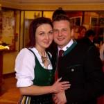 Buchautor und Küchenmeister Christian Gaspar mit Ehefrau Silvia