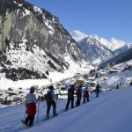 Schneeschuhwanderung - Hüttschlag