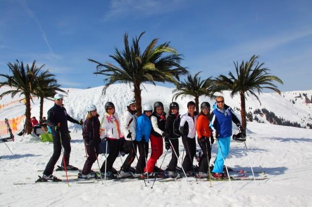 Skiguiding mit Uko Chris jun. und Pichler Tom