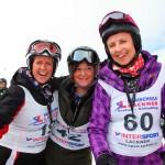 Teilnehmerinnen des Happy Power Lady Races