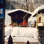 Doppelsessellift Hochbrand Bergstation