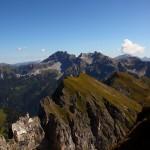 Herrlicher Panoramablick nach Osten