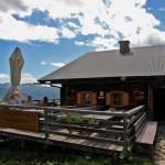Draugsteinalm Steinmannhütte
