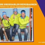 Ein Teil vom Team der Lawinenwarnkommission bei der Fotobox, vlnr Ignaz Hettegger, Urban Gruber und Christian Hettegger © www.die-fotobox.at