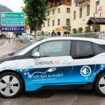 Elektroauto zur Verfügung gestellt von der Energie AG © Alois Prommegger