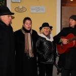 Lindenweg - in diesem Fall: Vier-Gesang