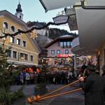 Eröffnung vor dem Hotel Alte Post